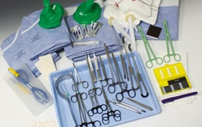 General Custom Procedure Packs (CPT)