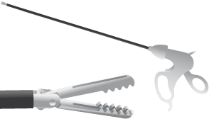 Dissectors Laparoscopic Instruments